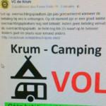 Voorbereidingen MDD 2018 - Krum Camping VOL • 25-03-2018