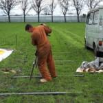 Voorbereidingen MDD 2018 - Tent Tractorpulling • 15-04-2018