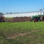Voorbereidingen MDD 2018 - Tractorpulling baan • 20-04-2018