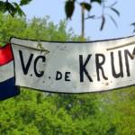 Voorbereidingen MDD 2018 - VC de Krum heet u welkom • 20-04-2018