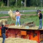 Dorsdemonstratie de Dorsklippels bij molen de Roosdonck • 9-9-2018