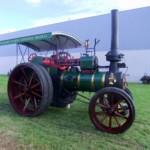 Legendarische Oldtimer Tractor verzameling bij Geldof Tractors Harelbeke