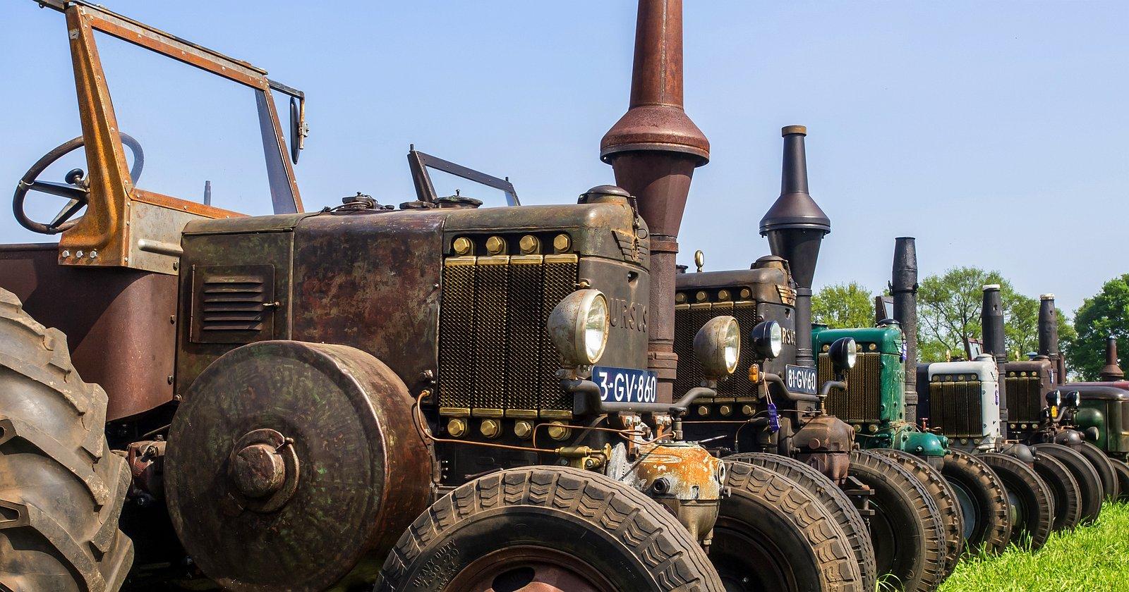 Foto: Henri Smits - Fehamec kan u adviseren bij de invoering van het nieuwe Kenteken voor landbouwvoertuigen