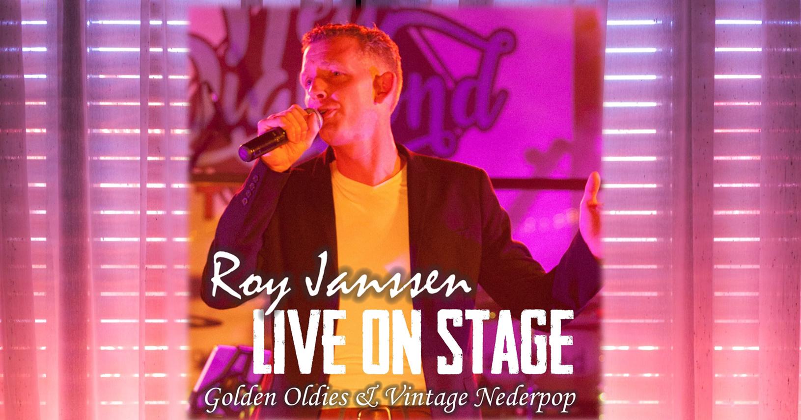 MDD Asten 2019 - Live on Stage Ready to rock met Roy Janssen • 21-04-2019