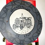 Voorbereidingen MDD 2019 - TZM Tractor Zonder Merk (Krum logo) • 31-03-2019