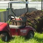 Voorbereidingen MDD 2019 - Veiligheidszone Tractorpulling • 19-04-2019