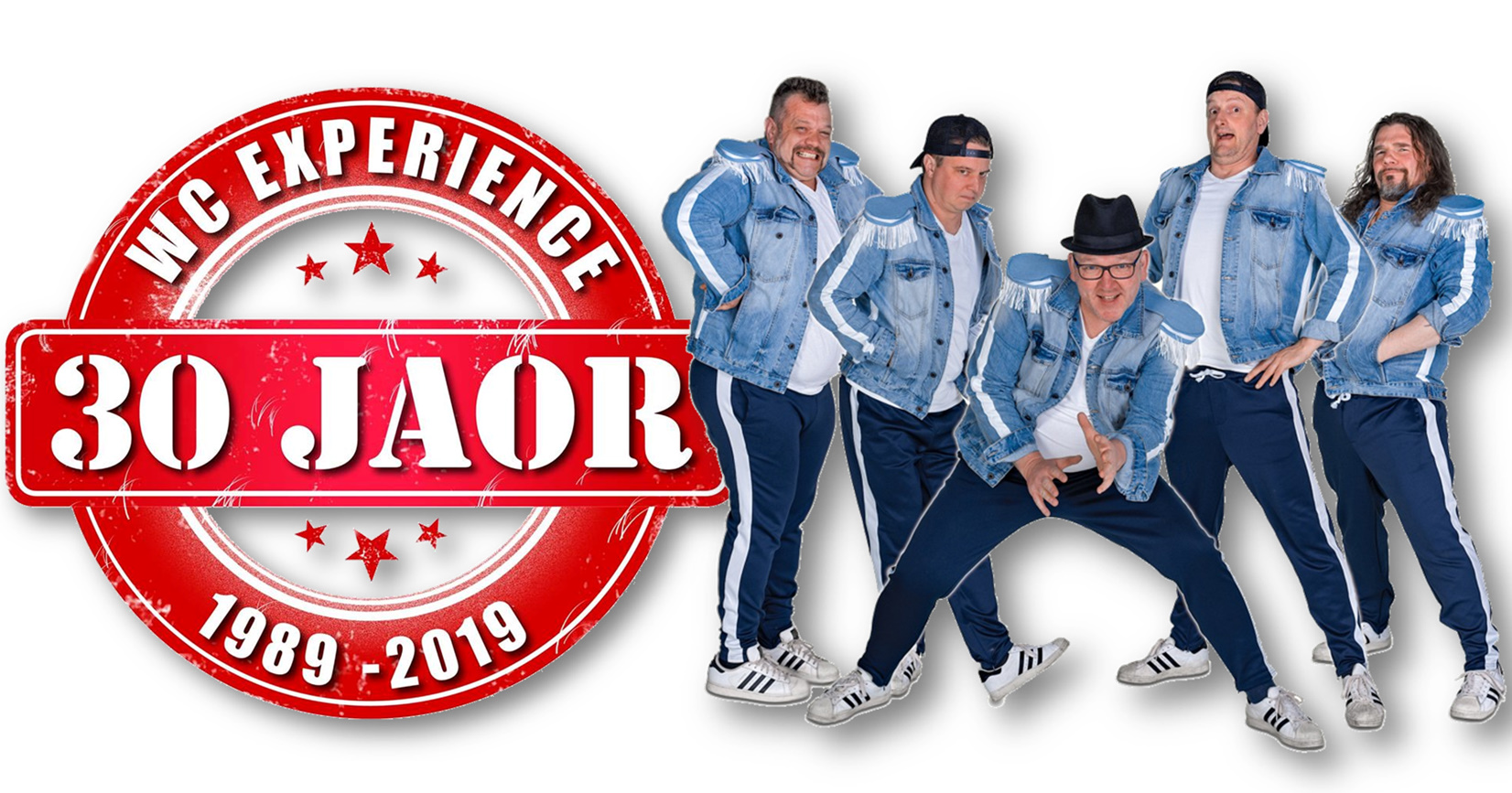 MDD Asten 2019 - WC Experience The 'Rock 'n Loll' legends van de oer echte Brabo-rock. • 19-04-2019