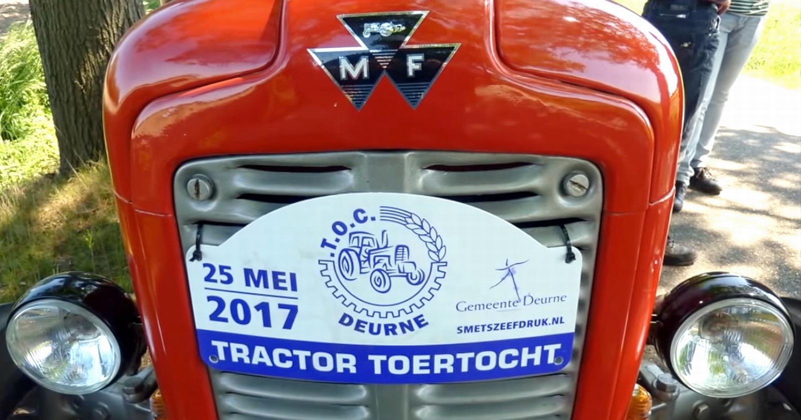 De laatste Hemelvaart Toertocht van TOC Deurne in 2017
