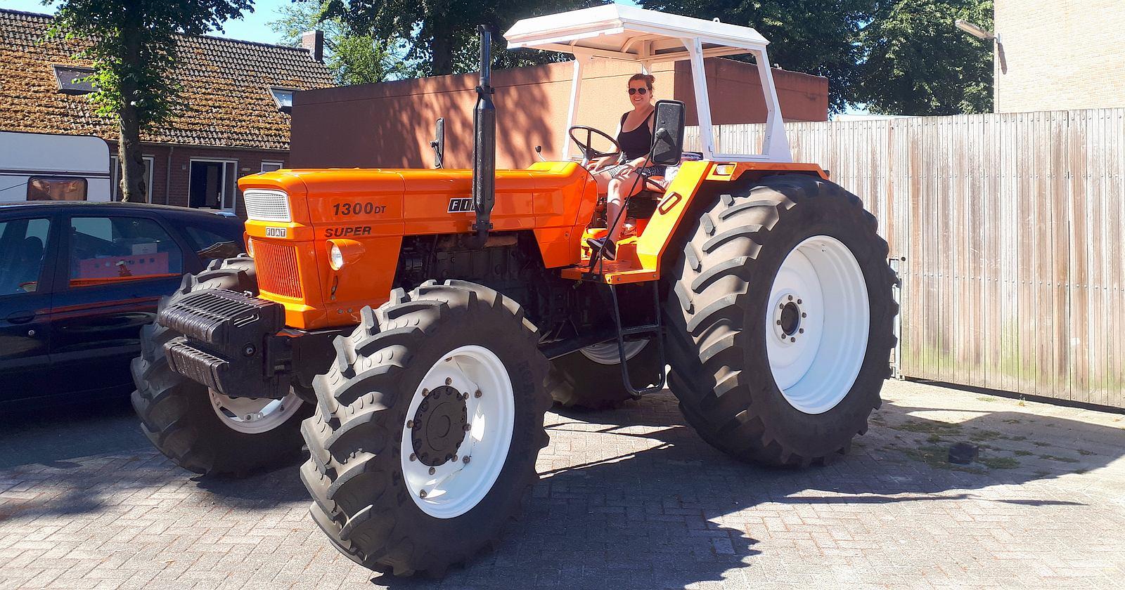 Tractortoertocht VC de Krum 14 juli 2019 • 15-07-2018