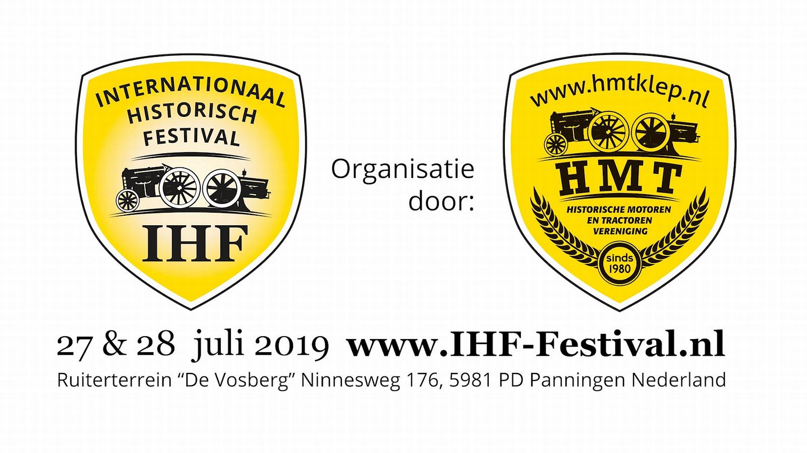 40e Internationaal Historisch Festival te Panningen • 27 & 28-07-2019