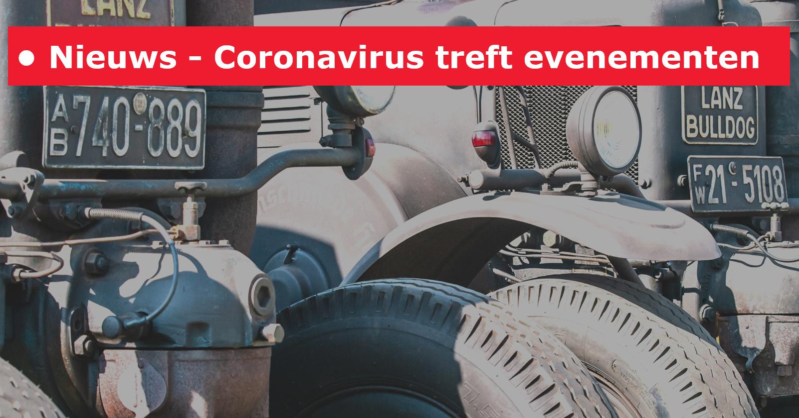 Ontwikkelingen Coronavirus