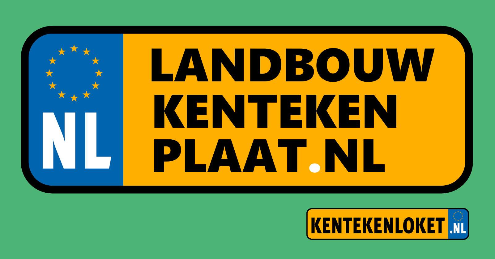 Nieuwe website Kentekenloket & Landbouwkenteken