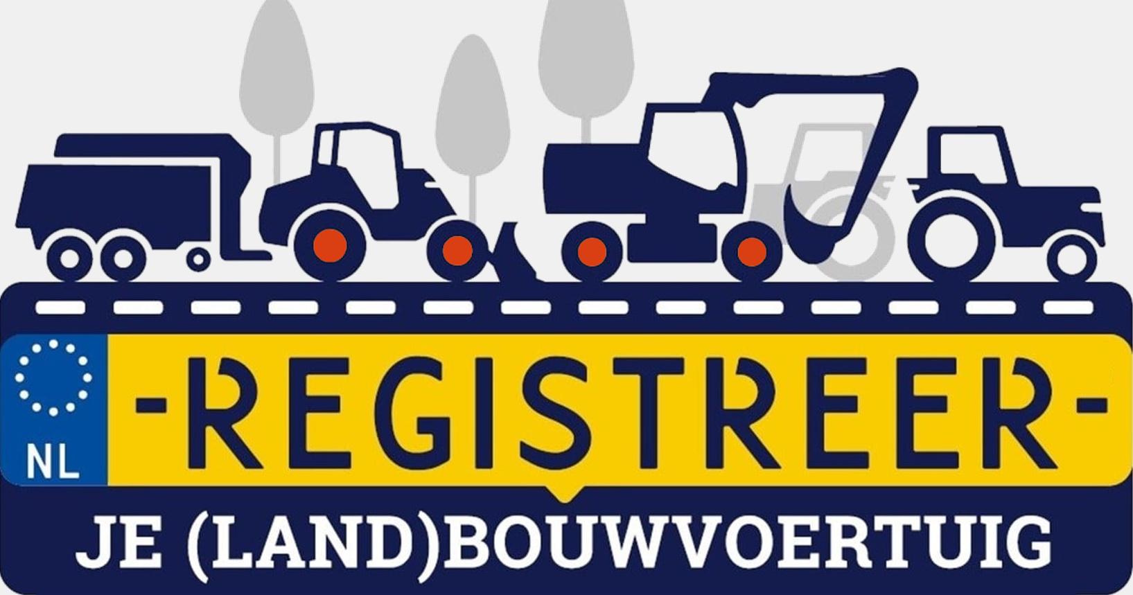 Uitleg: Registratie Tractorkenteken- en APK-plicht